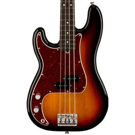 Image for American Professional II Precision Bass Left-Handed Bass Guitar (3-Color Sunburst