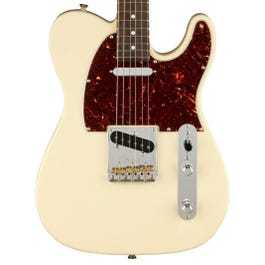 Image for American Professional II Telecaster Electric Guitar (Olympic White, Rosewood Fretboard) from SamAsh