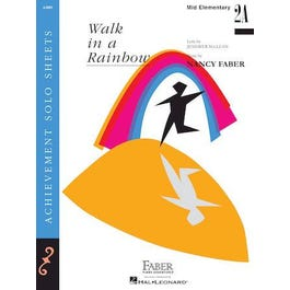 Hal Leonard Walk in a Rainbow - Mid Elementary/Level 2A
