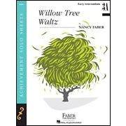 Hal Leonard Willow Tree Waltz - Early Intermediate/Level 3A