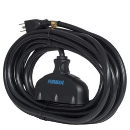 Furman ACX-25 Pro Plugs - 3 Outlet Power Cord, 25 ft