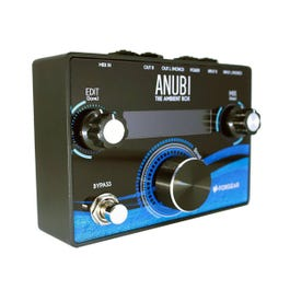 Image for Anubi Ambient Box Reverb/Delay/Chorus Guitar Effects Pedal from Sam Ash