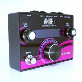 Image for Anubi Modulation Box Guitar Effects Pedal from Sam Ash
