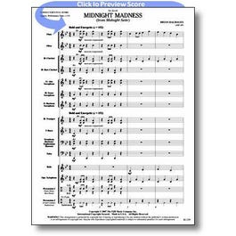 Grade: .5-Midnight Madness(from Midnight Suite)Brian Balmages