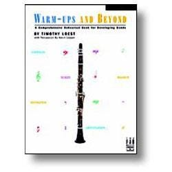 Image for Warmups and Beyond for Bass Clarinet from SamAsh