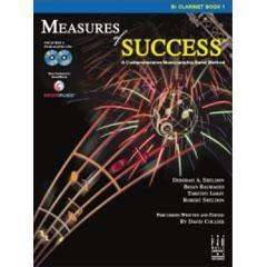 FJH Music Measures of Success: Alto Sax 1 - Book & 2CD's