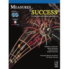 FJH Music Measures of Success-Clarinet 1 -Book & 2CD's