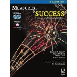 FJH Music Measures of Success-French Horn 1- Book & 2CD'S
