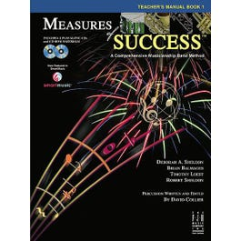 Image for Measures of Success: Teacher's Manual Book 1 from SamAsh