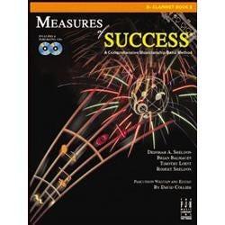 FJH Music Measures of Success-Alto Sax 2 (Book &2CD'S )