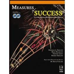 Image for Measures of Success-Baritone T.C. Book 2 (Book & 2CD's ) from SamAsh