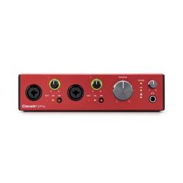 Focusrite Clarett+ 2Pre USB-C Audio Interface