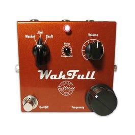 Fulltone CS-WF Custom Shop WahFull Fixed Wah Guitar Effects Pedal