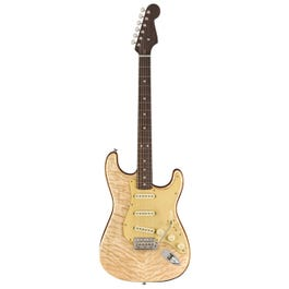 Fender Rarities Quilt Maple Top Stratocaster Electric Guitar