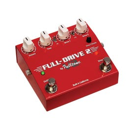 Image for Full-Drive2 V2 Overdrive Guitar Effects Pedal from SamAsh