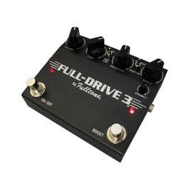 Fulltone FD-3 Full-Drive3 Overdrive Guitar Effects Pedal