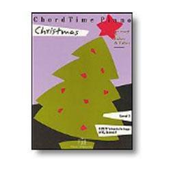 Image for ChordTime Piano Christmas Level 2B from SamAsh