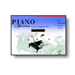Image for Piano Adventures Christmas Book Primer Level from SamAsh