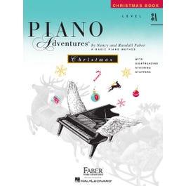 Hal Leonard Piano Adventures Christmas Book Level 3A