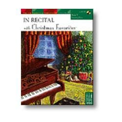 Image for In Recital with Christmas Favorites Book 5 with CD (Intermediate) from SamAsh