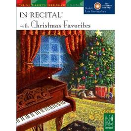 FJH Music In Recital® with Christmas Favorites, Book 6-Book & CD