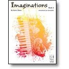 FJH Music Olson-Imaginations, Book 4-Piano