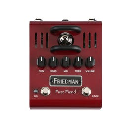 Image for Fuzz Fiend Effect Pedal from SamAsh