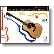 Image for Young Beginner Guitar Method Lesson Book 1 from SamAsh