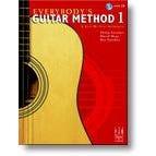 FJH Music Everybody's Guitar Method, Book 1
