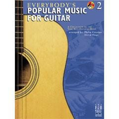 Image for Everybody's Popular Musicfor Guitar