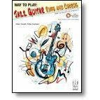 FJH Music Way to Play: Jazz Guitar, Riffs and Chords