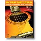 FJH Music My First Easy to Play Guitar Scale Book, with Tablature