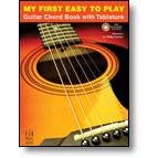 FJH Music My First Easy to Play Guitar Chord Book, with Tablature