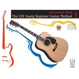 FJH Music Young Beginner Guitar:Christmas Book 1