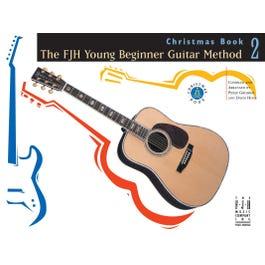FJH Music Young Beginner Guitar:Christmas Book 2