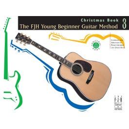 FJH Music Young Beginner Guitar:Christmas Book 3