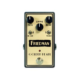 Image for Golden Pearl Guitar Effects Pedal from SamAsh