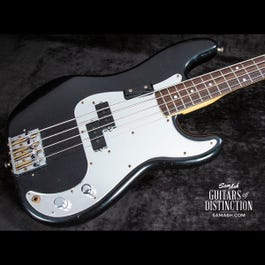 Image for Limited Edition Phil Lynott Precision Bass Black from Sam Ash