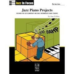 Image for Jazz Piano Projects from SamAsh