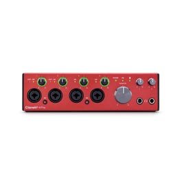 Focusrite Clarett+ 4PRE USB-C Audio Interface
