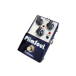 Fulltone PlimSoul Hi-Gain Distortion/Overdrive Guitar Effects Pedal