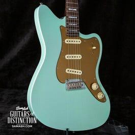 Fender Parallel Universe Volume II Strat Jazz Deluxe Electric Guitar TFSG