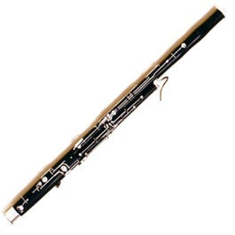 Image for Model 51 Renard Short Reach Bassoon from SamAsh
