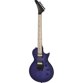 Image for Assault Plus Electric Guitar (Trans Purple Burst) from SamAsh