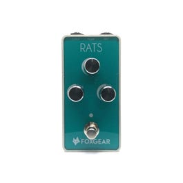 Image for Rats Distortion Guitar Effect Pedal from SamAsh
