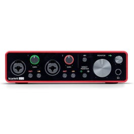 Image for Scarlett 2i2 3rd Generation Audio Interface from SamAsh