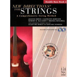 FJH Music New Directions! For Strings, Double Bass Book 2