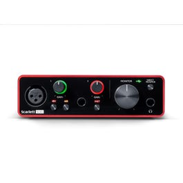 Image for Scarlett Solo 3rd Generation Audio Interface from SamAsh