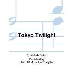 FJH Music Bober-Tokyo Twilight