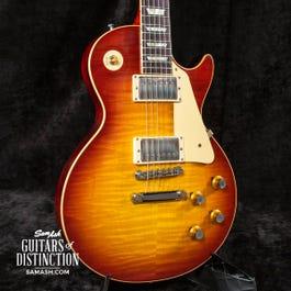 Gibson Custom 60th Anniversary 1960 Les Paul Standard Electric Guitar V2 TSB